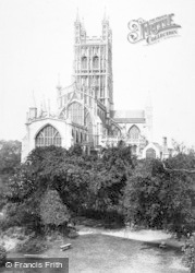 Gloucester, Cathedral 1892