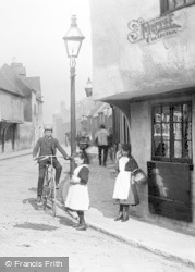 Gloucester, Children, Hare Lane 1892