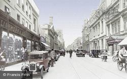 Eastgate Street 1931, Gloucester