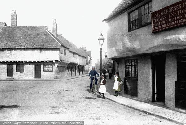 Photo of Gloucester, First Sunday School 1892