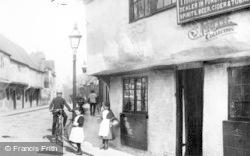 Gloucester, Hare Lane 1892