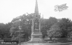 Gloucester, Hooper Memorial 1912