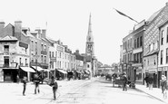 Gloucester, London Road 1891