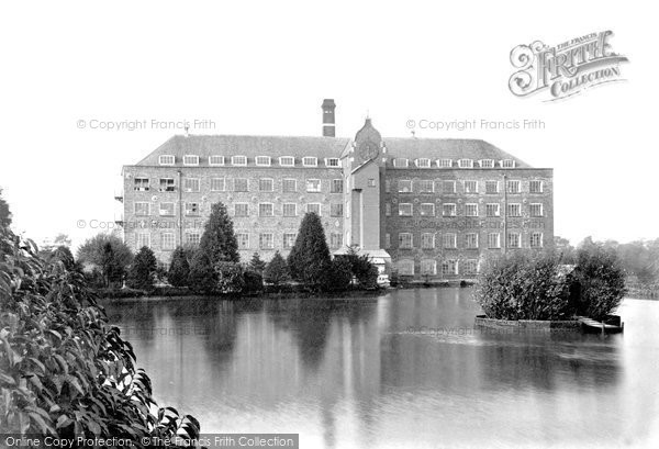 Gloucester,New Mill 1904,Gloucestershire