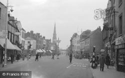 Gloucester, Northgate Street 1949