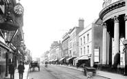 Gloucester, Southgate Street 1891