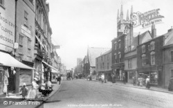 Gloucester, Southgate Street 1900