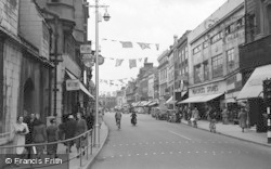 Gloucester, Southgate Street 1950