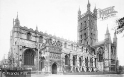 Gloucester, The Cathedral c.1890