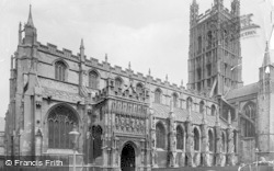 Gloucester, The Cathedral c.1930