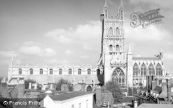 Gloucester, The Cathedral c.1960