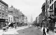 Gloucester, Westgate Street 1891