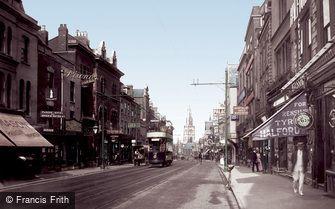 Gloucester, Westgate Street 1912