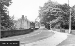 Glusburn, Bridge c.1960
