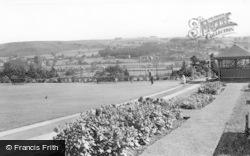 Glusburn, Cross Hills And The Park c.1965