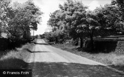 Glusburn, Lothersdale Road c.1960