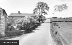 Glusburn, Lumb Mill c.1960
