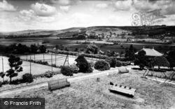 Glusburn, Park c.1960