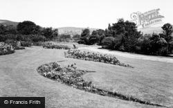 Glusburn, Park c.1965