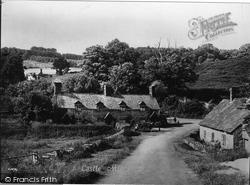 Castle Mill c.1939, Glyn Ceiriog