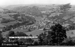 From The East c.1955, Glyn Ceiriog