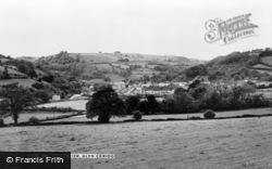 General View c.1965, Glyn Ceiriog