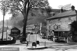 Glynn Valley Hotel 1939, Glyn Ceiriog