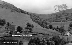 The Ceiriog Valley c.1950, Glyn Ceiriog