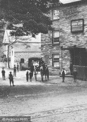 The New Inn 1888, Glyn Ceiriog
