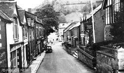 The Village c.1965, Glyn Ceiriog