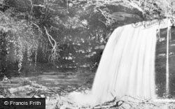 Glyn Neath, Lady Falls c.1955