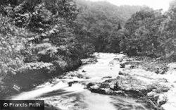 Glyn Neath, Little Neath River c.1935