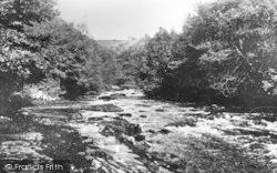 Glyn Neath, River Little Neath c.1935