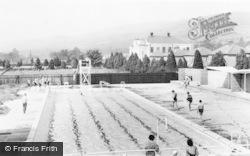 Glyn Neath, The Baths c.1960