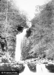 Glyn Neath, The Crooked Einon Fall 1898