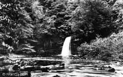 Glyn Neath, The Falls c.1935