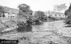 Glyn Neath, The River c.1955
