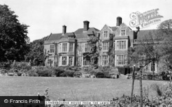 House From The Lawn c.1950, Glyndebourne