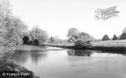 Glyndebourne, The Lake c.1950