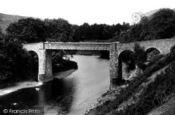 Glyndyfrdwy, Bridge c.1955