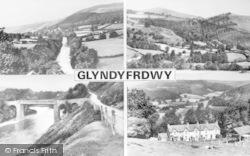 Glyndyfrdwy, Composite c.1955