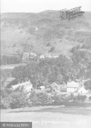 Glyndyfrdwy, General View c.1955