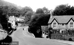 Glyndyfrdwy, Post Office c.1955