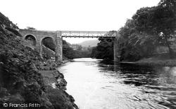 Glyndyfrdwy, The Bridge c.1955