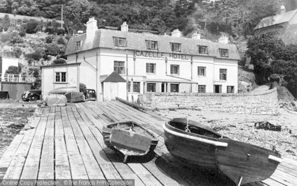 Photo of Glyngarth, The Gazelle Hotel c.1955
