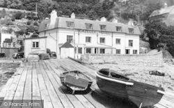 Glyngarth, The Gazelle Hotel c.1955