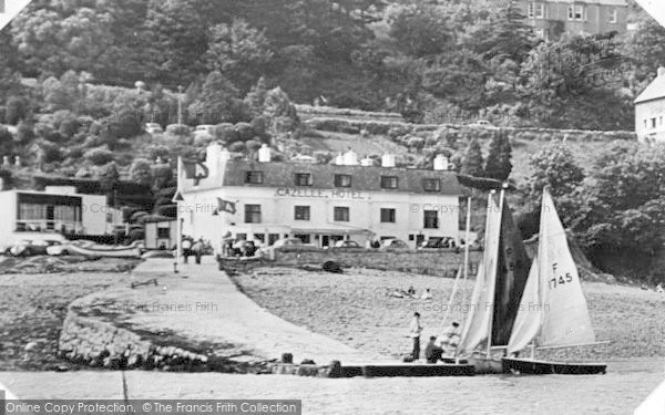 Photo of Glyngarth, The Gazelle Hotel c.1960