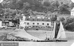The Gazelle Hotel c.1960, Glyngarth