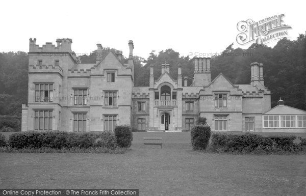 Photo of Glyngarth, The House c.1936