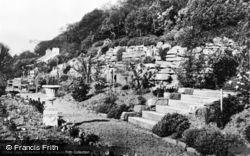 The Rock Garden, Overlooking The Straits c.1960, Glyngarth